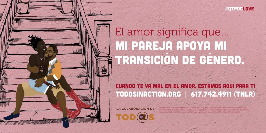 TOD@S 4Spanish TRANSITION