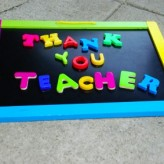 Tips for celebrating Teacher Appreciation Week